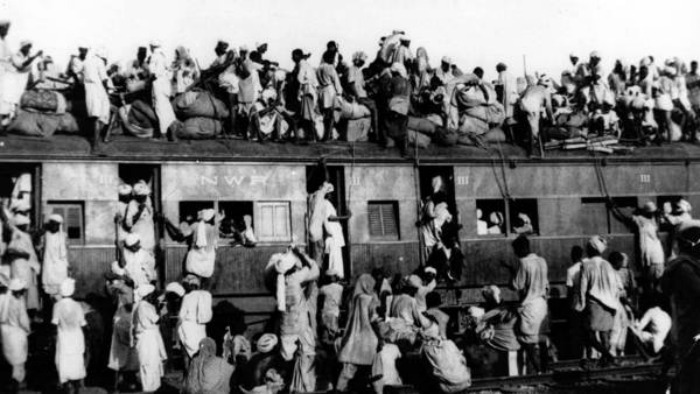 Indian partition