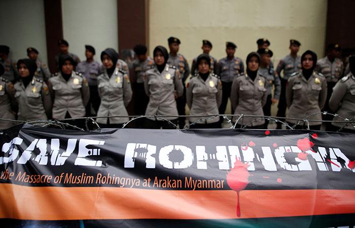 Rohingya Soldiers
