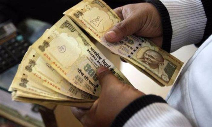 Deposited Unaccounted Money