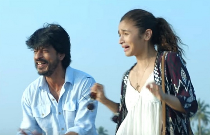 SRK and Alia