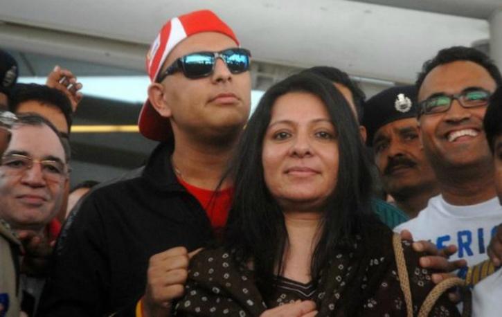 Shabnam and Yuvraj