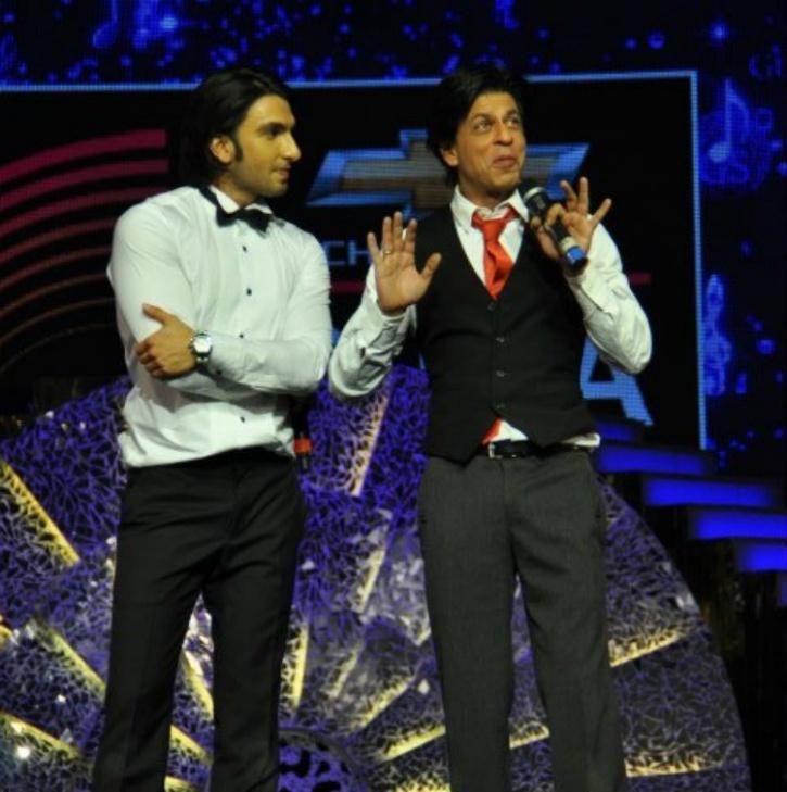 SRK and Ranveer