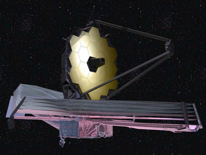 James Webb Space Telescope