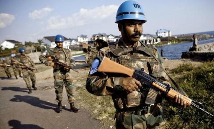 32 Indian Peacekeepers
