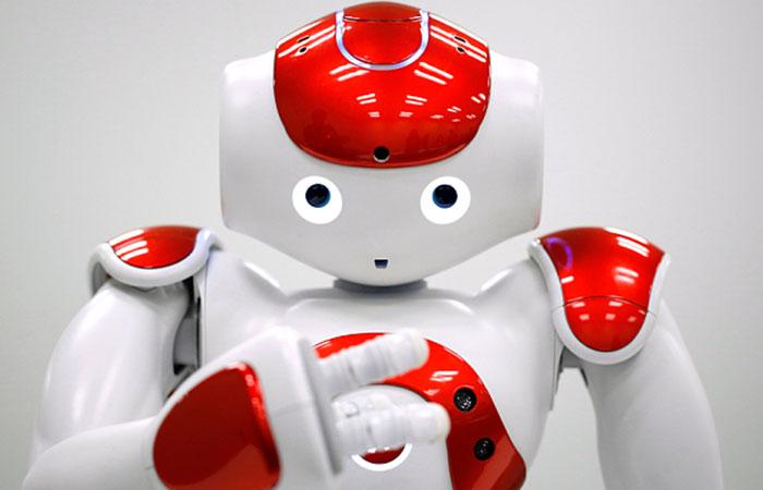 Robot Lakshmi