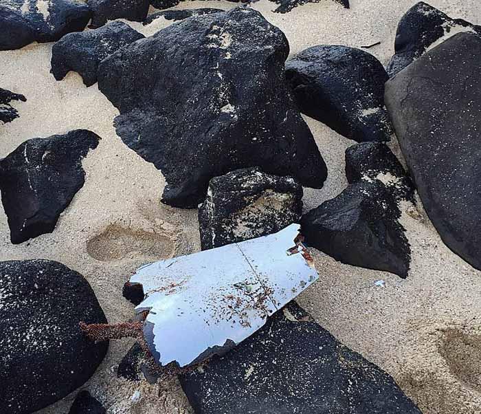 Debris  MH370