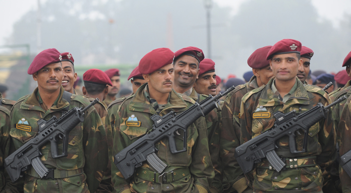 India Special forces