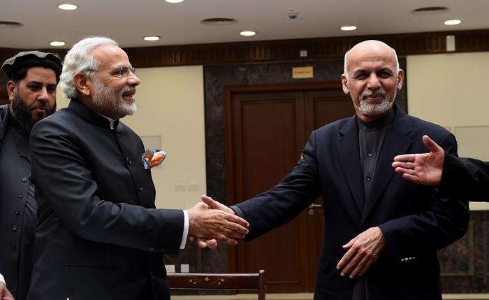 Afghan President and Afghan President