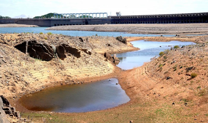 STATE IN WATER CRISIS
