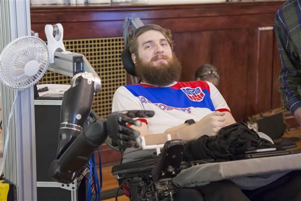 copeland robotic hand