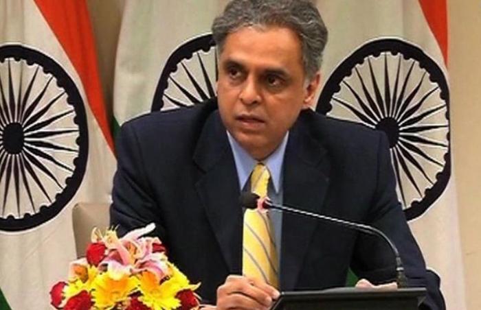 India's Permanent Representative to the UN Ambassador Syed Akbaruddin