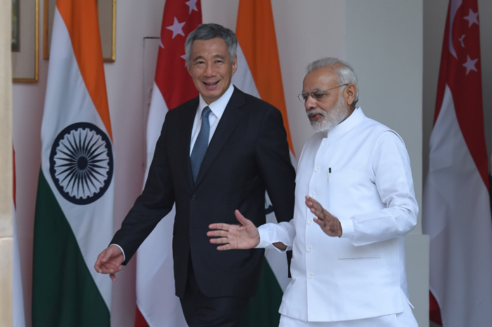 Singapore PM Loong
