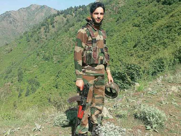 This Kashmiri Engineer Is Proud To Join The Indian Army As A Lieutenant