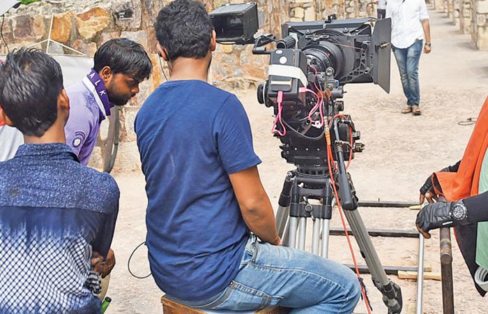 Movie Shooting