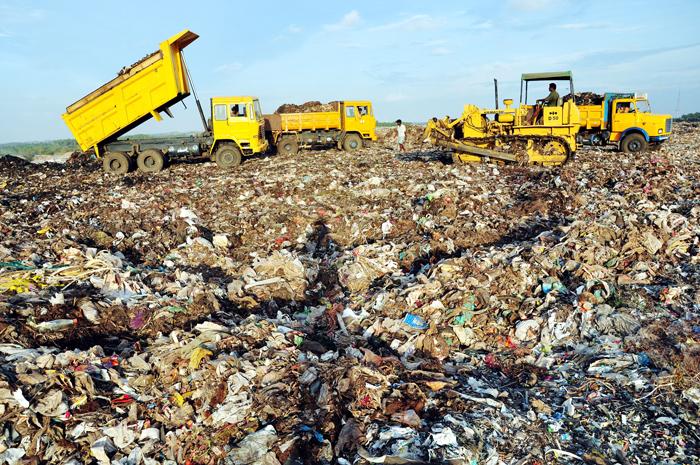 Garbage Mounds