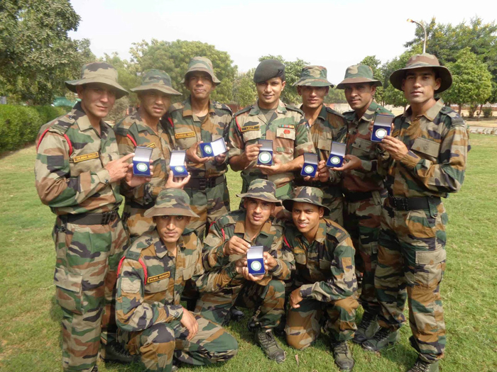 Indian Army Team Wins Gold Medal In Gruelling Cambrian Patrol Exercise