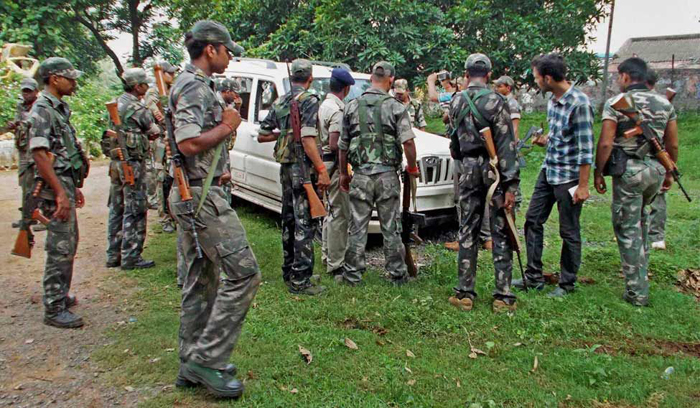 Greyhound Commando Who Got Injured During Operation Which Saw 21 Maoist Killed Dies In Hospital
