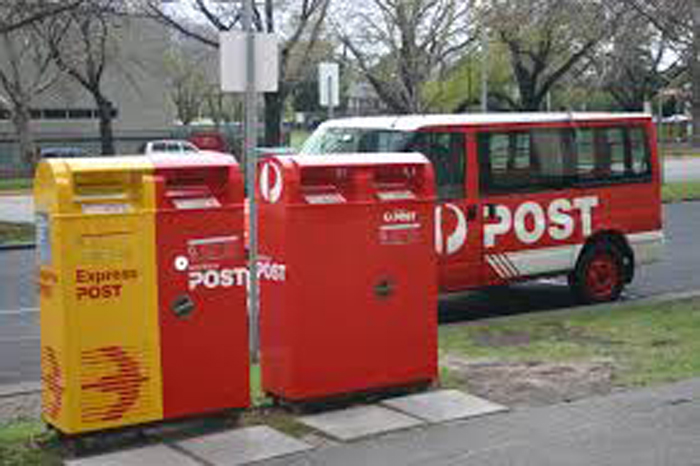 Indians Complain About Late Delivery Of Letters