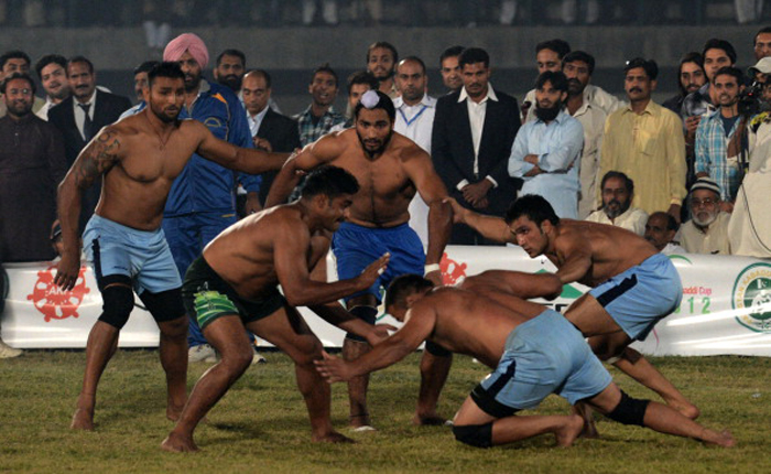 Kabaddi World Cup in India