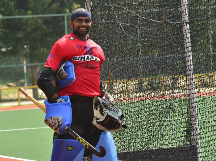 PR Sreejesh To Lead Indian Challenge At Asian Champions Trophy Hockey