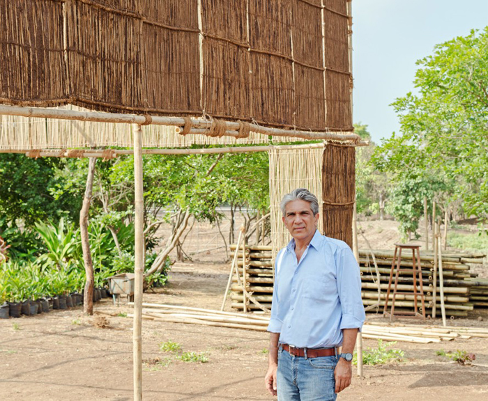 Indian Architect Bijoy Jain Creates Largest Bamboo Structure in Australia