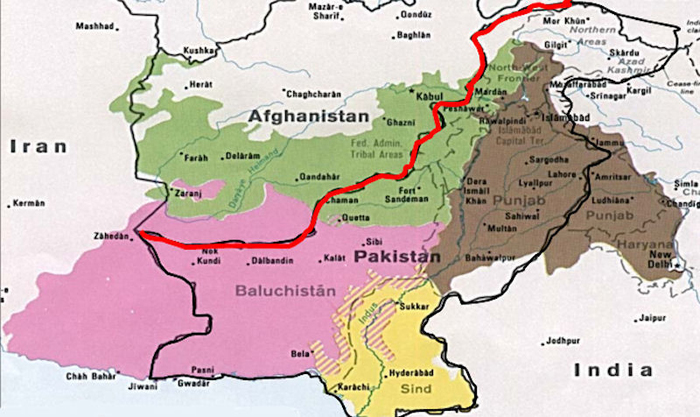 Divide Indian Subcontinent
