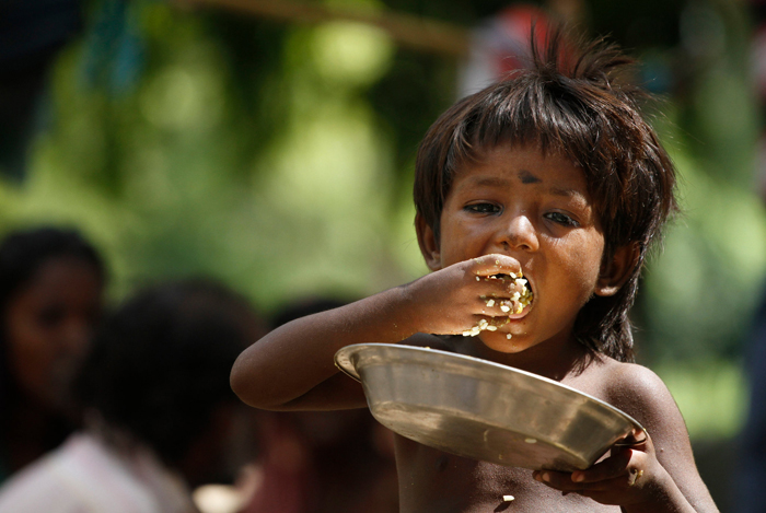 As Tribals Starve, High Court Likens Babus To Brits