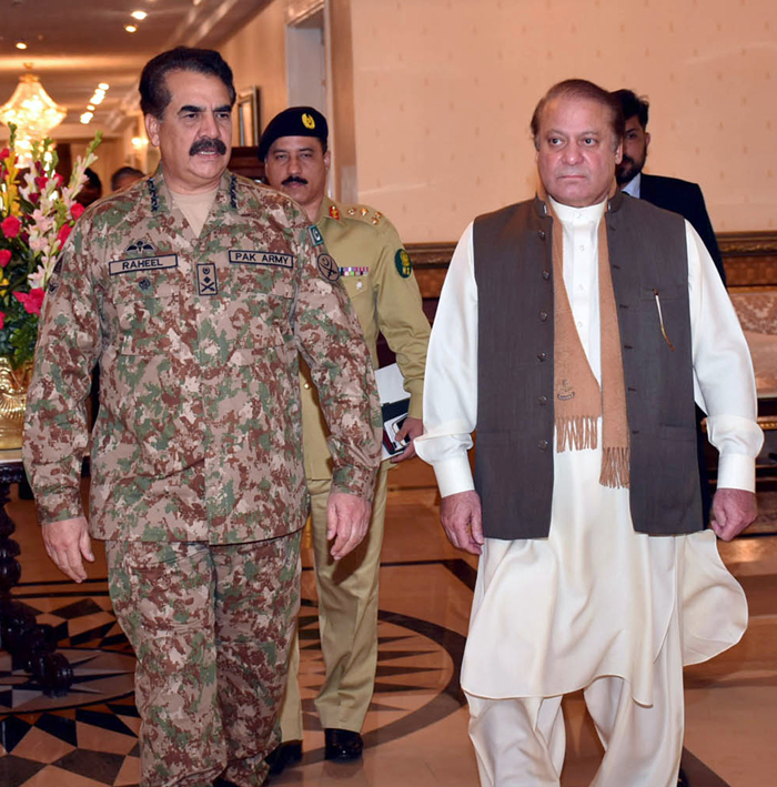 Nawaz Sharif Government