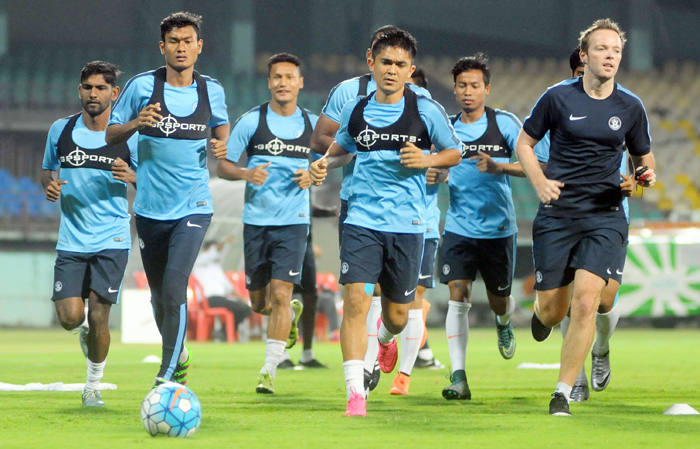 India rise to best FIFA rankings in six years