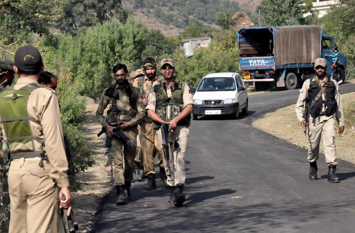 J&K Terror Crackdown: Two Local JeM Militants Arrested In Baramulla