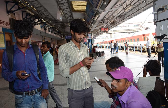People Use Wifi
