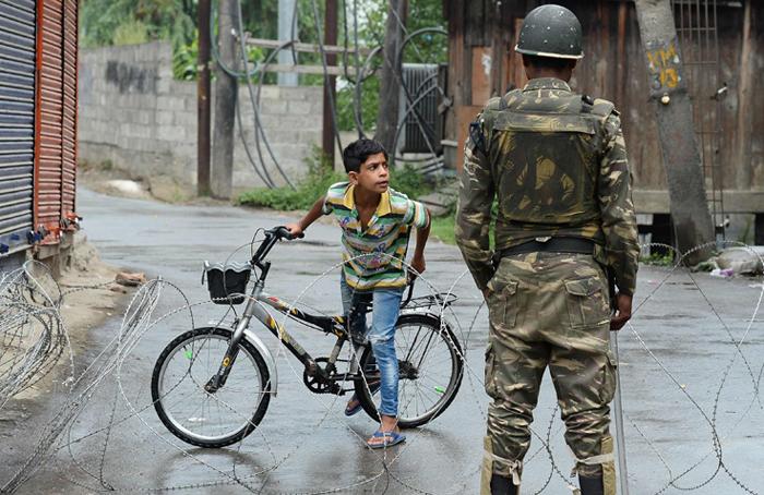 Kashmir Remains Shut