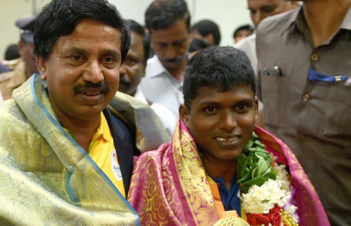 Satyanarayana and Mariyappan