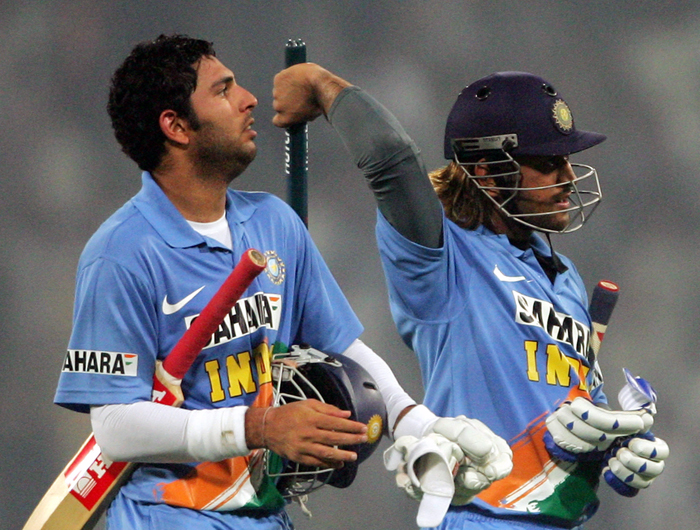 Yuvraj Singh's 358-Run Knock In MS Dhoni's Biopic