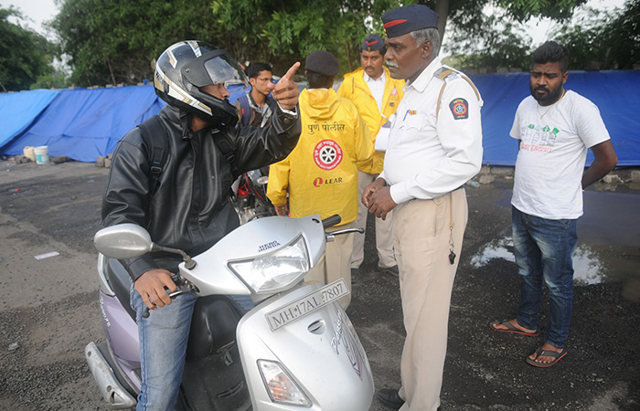 Police Fined