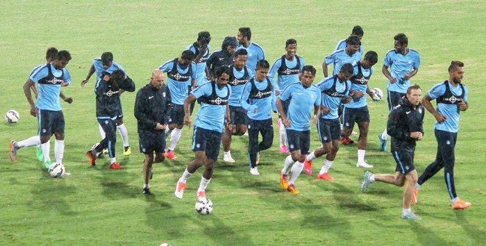 India rise to best FIFA rankings