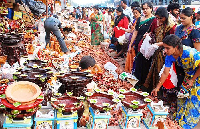 Diwali Shoping