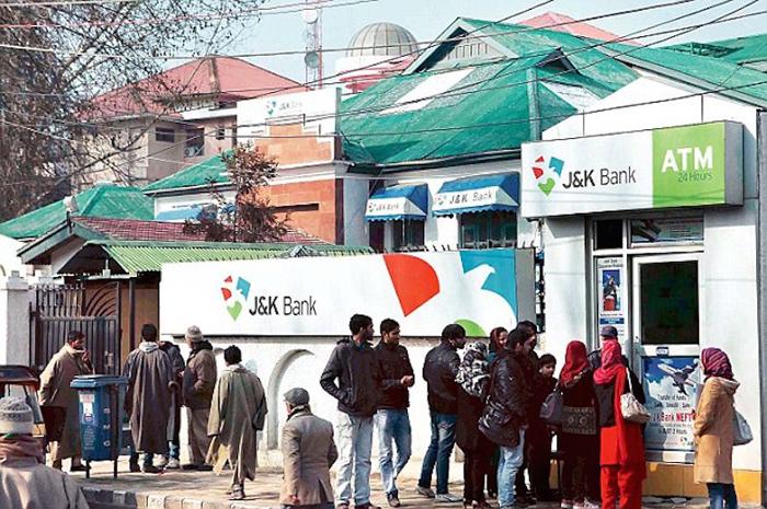 After Schools, LeT Targets Banks In Kashmir Valley