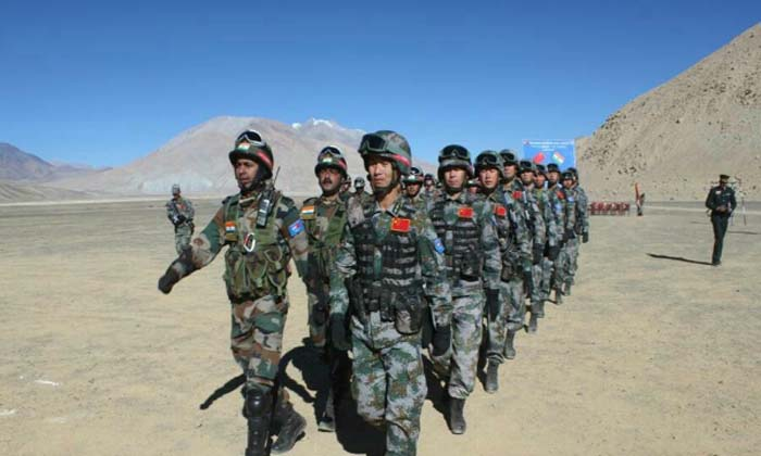 India and China hold joint Army exercise in J&K