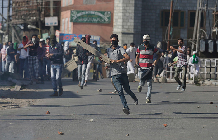 Stone Pelters