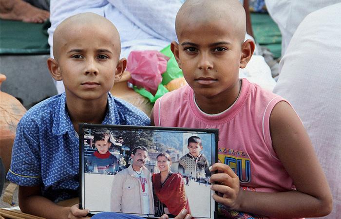 Children Of Uri Martyrs