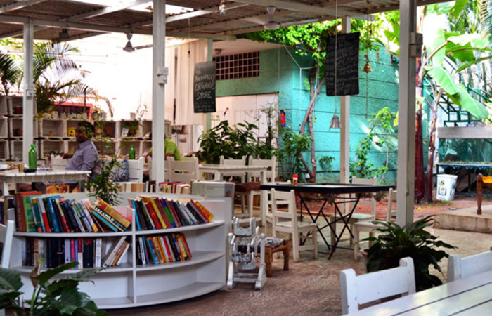 Yogisthaan Cafe