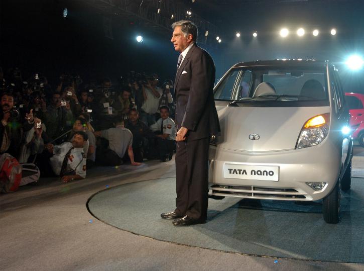 Ratan Tata Nano