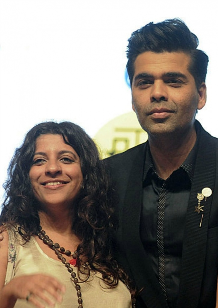 KJO and Zoya Akhtar