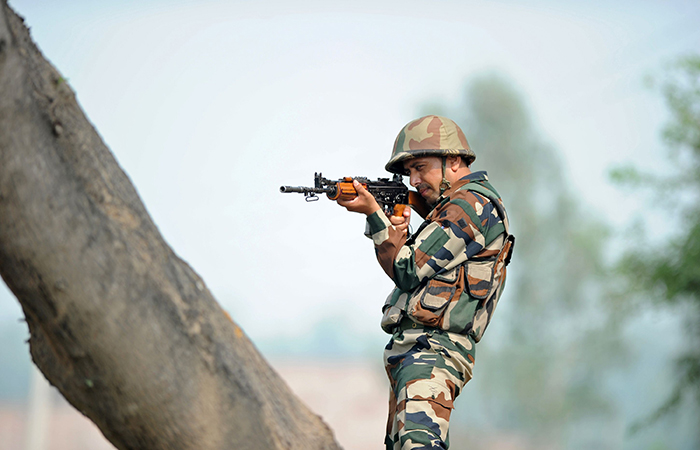 Indian Soldier