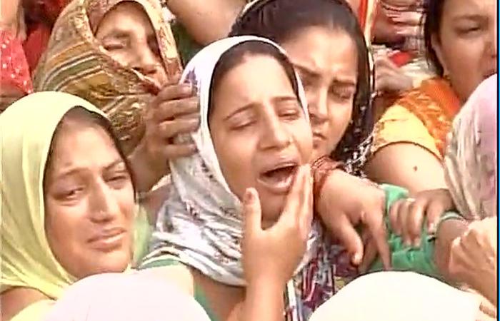 Mandeep Singh Familiy