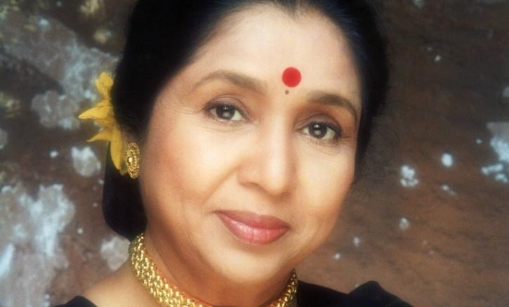 Asha Bhonsle
