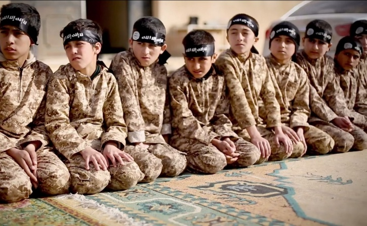 More Than 300 Syrian Child Soldiers   Died Fighting For The Islamic State In Battle Of Mosul