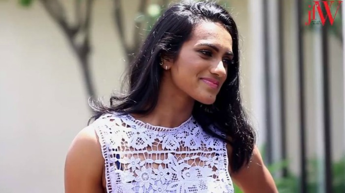 PV Sindhu is all attitude in this JFW photo shoot and we