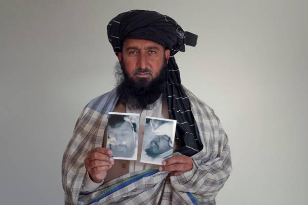 drone strike khan